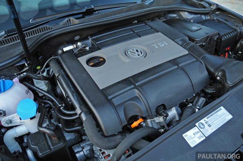 SPIED: Volkswagen Golf R Mk7 seen at JPJ Putrajaya Image #244939
