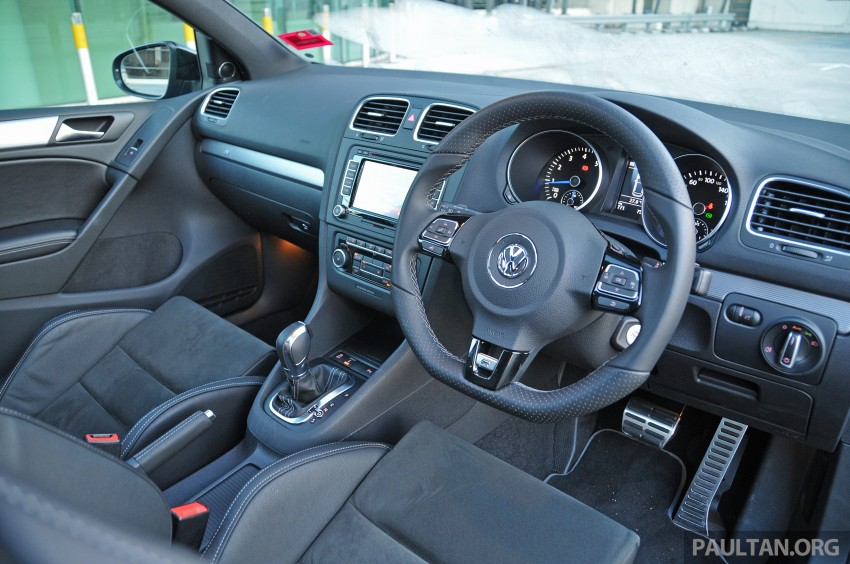 SPIED: Volkswagen Golf R Mk7 seen at JPJ Putrajaya Image #244940