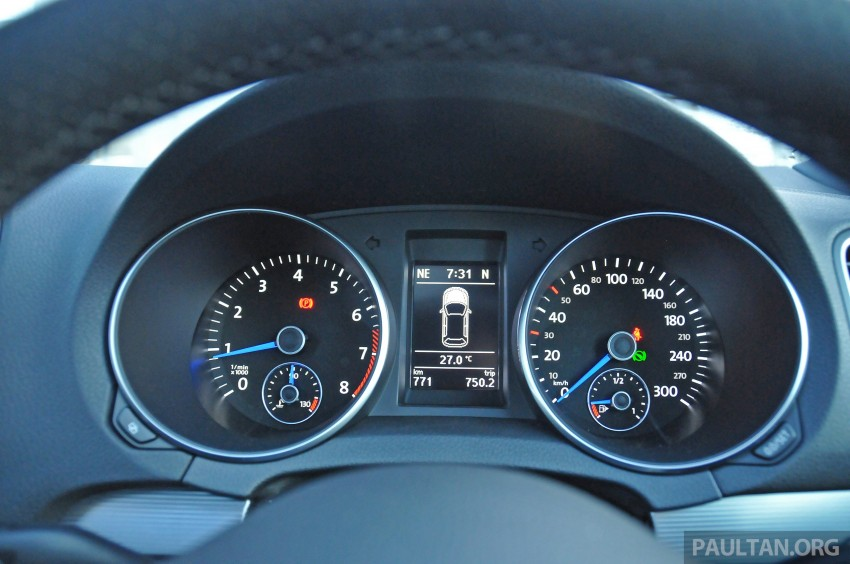 SPIED: Volkswagen Golf R Mk7 seen at JPJ Putrajaya Image #244941