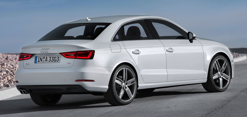 Audi A3 Sedan and A8 Facelift to launch in Malaysia Image #239479