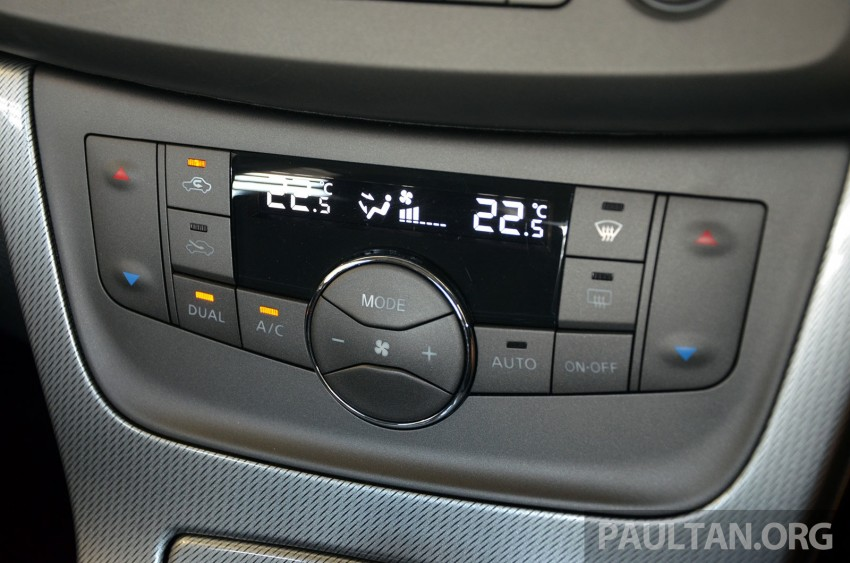 DRIVEN: New Nissan Sylphy 1.8 is a smooth operator Image #241947