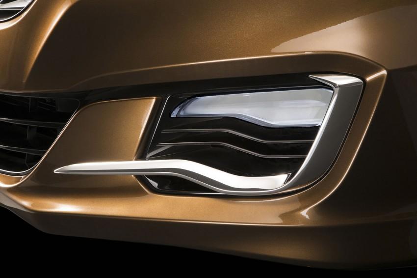 Suzuki Concept Alivio – the SX4 Sedan grows up Image #243683