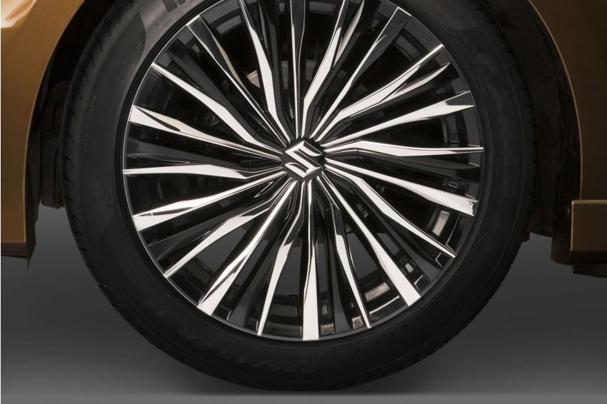 Suzuki Concept Alivio – the SX4 Sedan grows up Image #243687