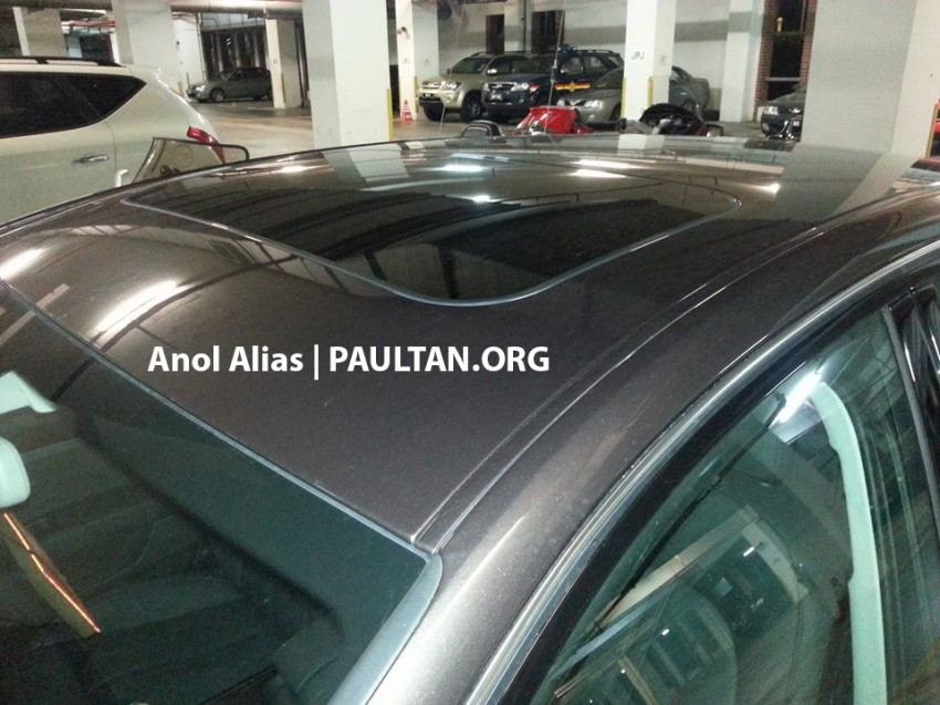 Audi A8 L 3.0 TFSI facelift seen at JPJ – Matrix LEDs! Image #241819