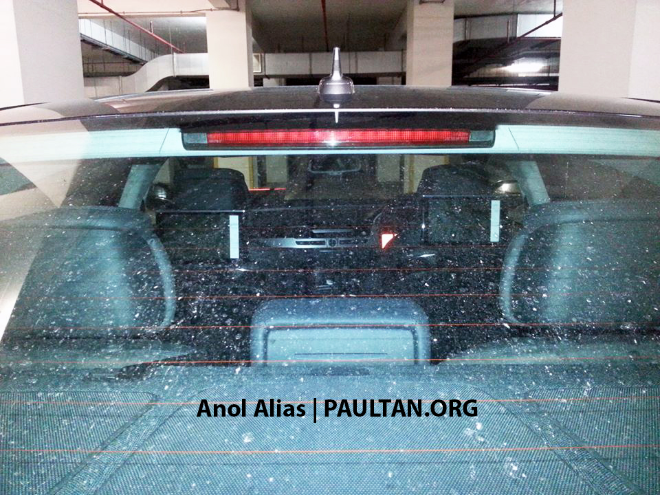 Audi A8 L 3 0 Tfsi Facelift Seen At Jpj Matrix Leds
