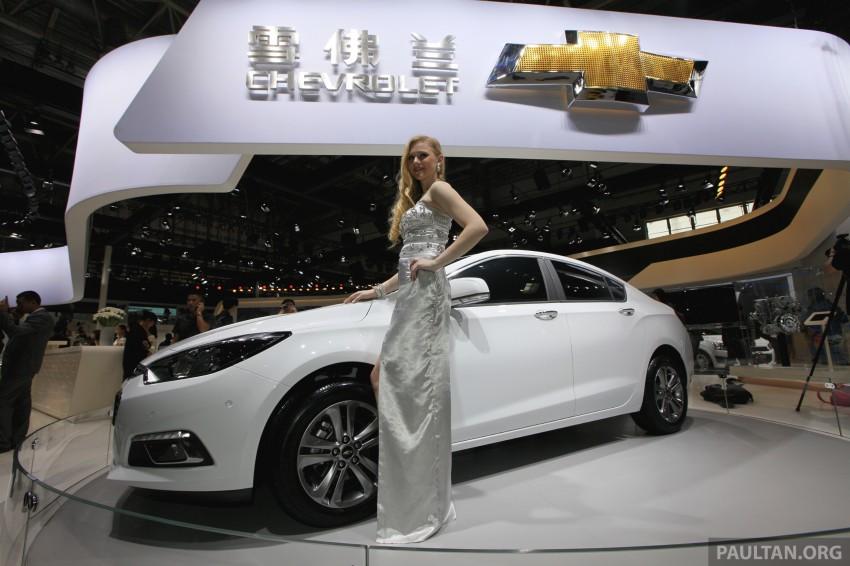 Chevrolet Cruze – the next-gen premieres in Beijing Image #242900