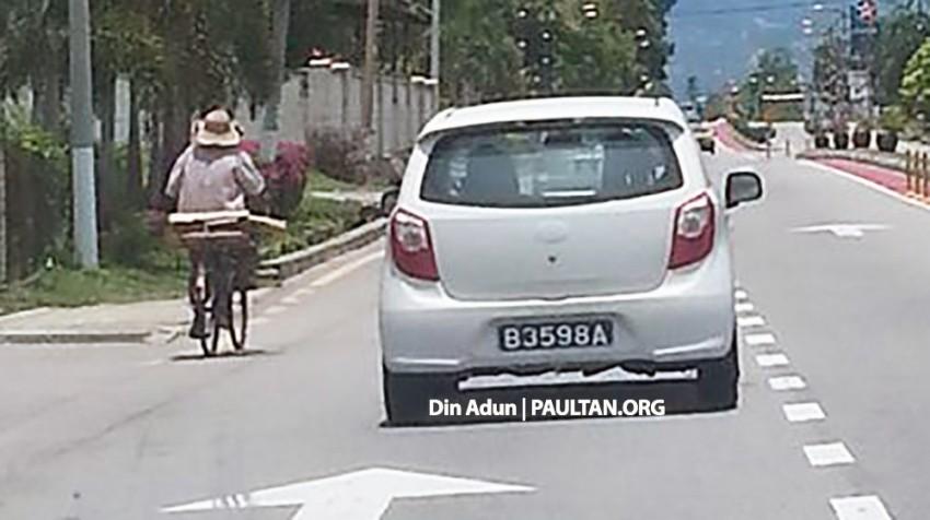 Daihatsu Ayla seen again – Perodua Viva replacement? Image #238735