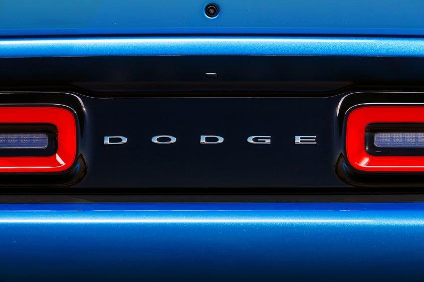2015 Dodge Challenger makes debut in New York Image #244573