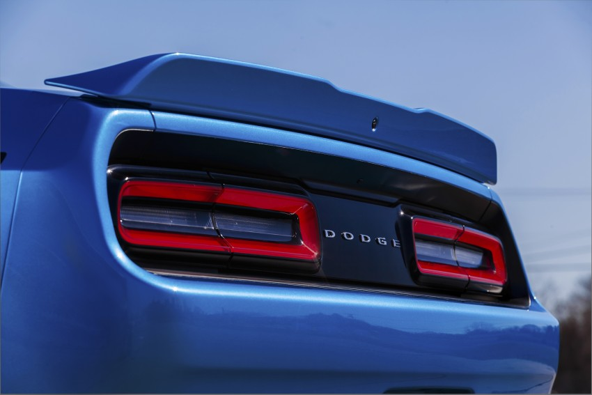 2015 Dodge Challenger makes debut in New York Image #244575