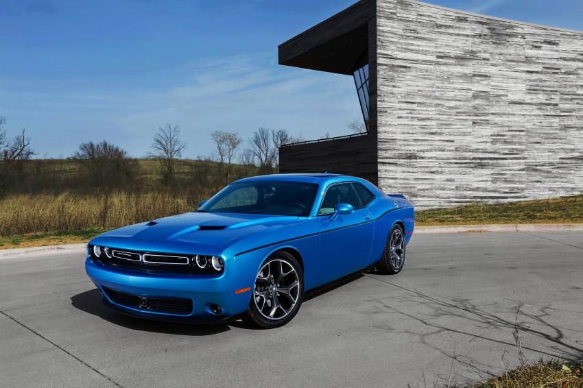 2015 Dodge Challenger makes debut in New York Image #244584