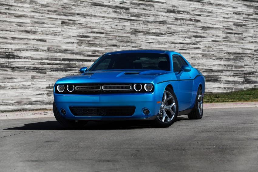 2015 Dodge Challenger makes debut in New York Image #244585