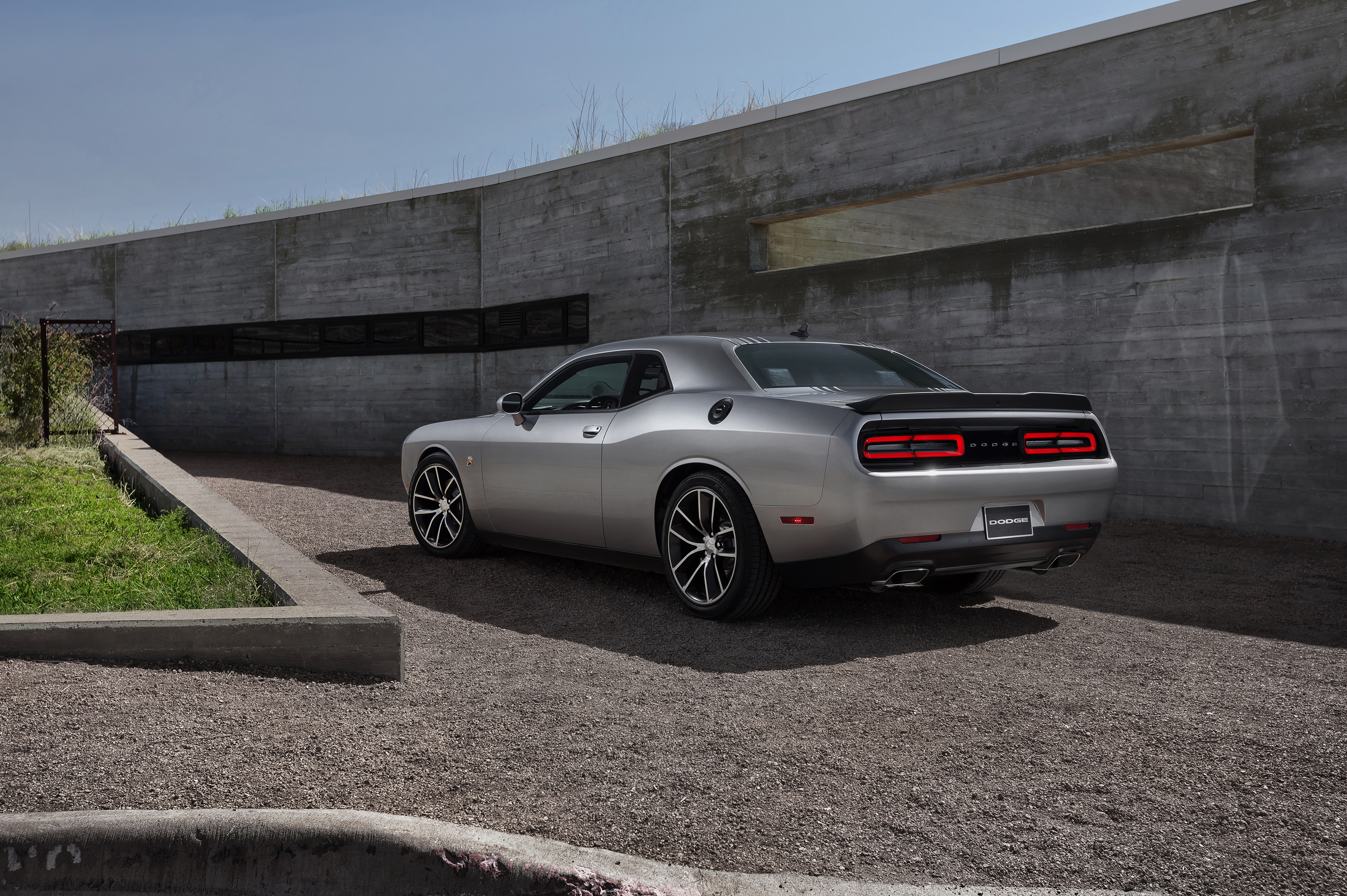 2015 Dodge Challenger Makes Debut In New York Image 244588