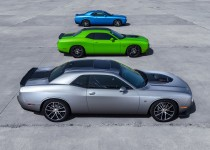 From Front to Back: 2015 Dodge Challenger 392 HEMI® Scat Pack S