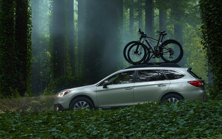 2015 Subaru Outback – jacked-up Legacy debuts in NY Image #243826