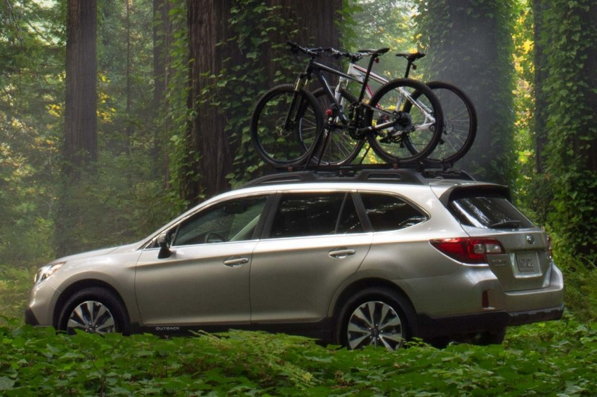 2015 Subaru Outback – jacked-up Legacy debuts in NY Image #243828