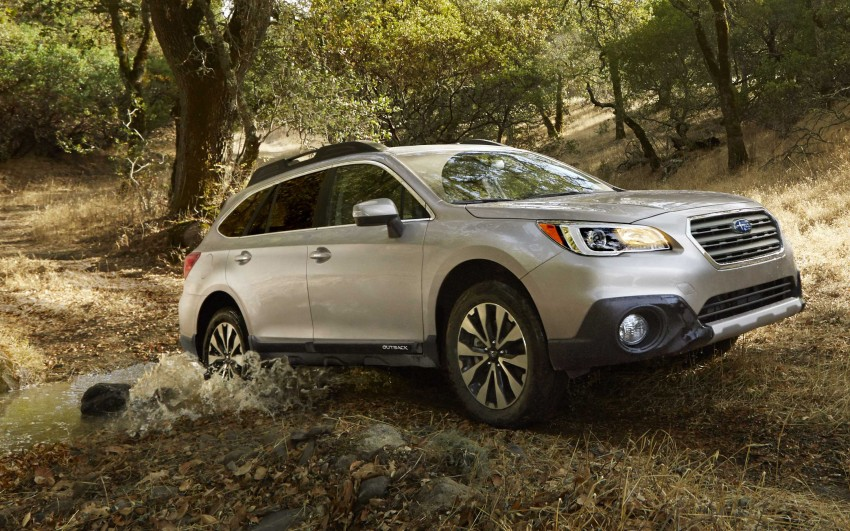 2015 Subaru Outback – jacked-up Legacy debuts in NY Image #243832