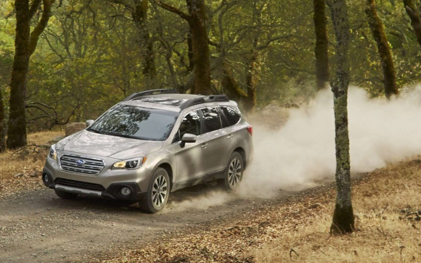 2015 Subaru Outback – jacked-up Legacy debuts in NY Image #243834