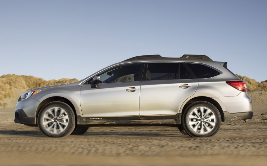 2015 Subaru Outback – jacked-up Legacy debuts in NY Image #243841