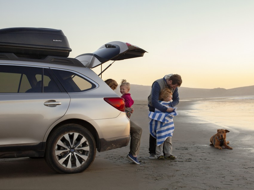 2015 Subaru Outback – jacked-up Legacy debuts in NY Image #243849