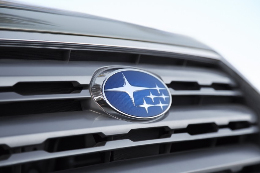 2015 Subaru Outback – jacked-up Legacy debuts in NY Image #243854