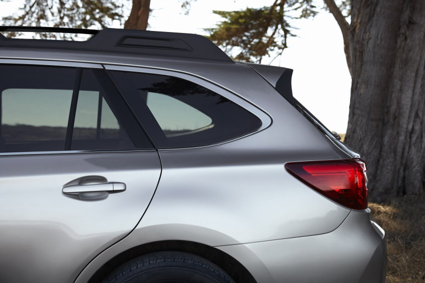 2015 Subaru Outback – jacked-up Legacy debuts in NY Image #243856