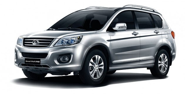 2014 Great Wall Haval H6 Suv Set For June Launch