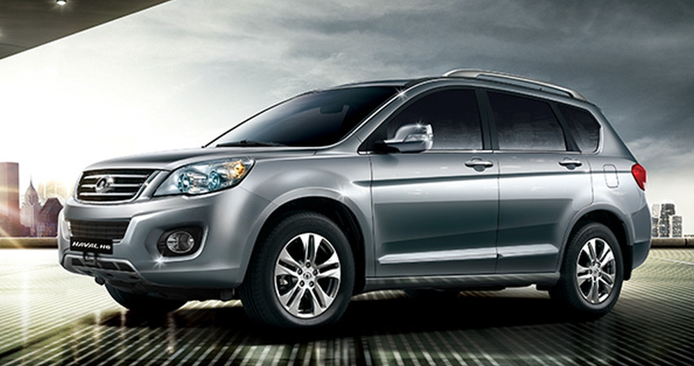 2014 Great Wall Haval H6 SUV set for June launch Image 238948