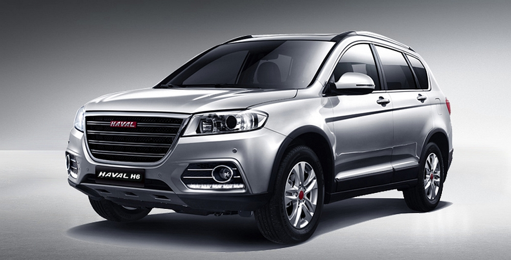 Suv >> 2014 Great Wall Haval H6 SUV set for June launch Paul Tan - Image 238899