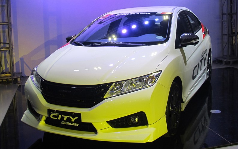 Honda City Mugen Prototype debuts in the Philippines Image #244647
