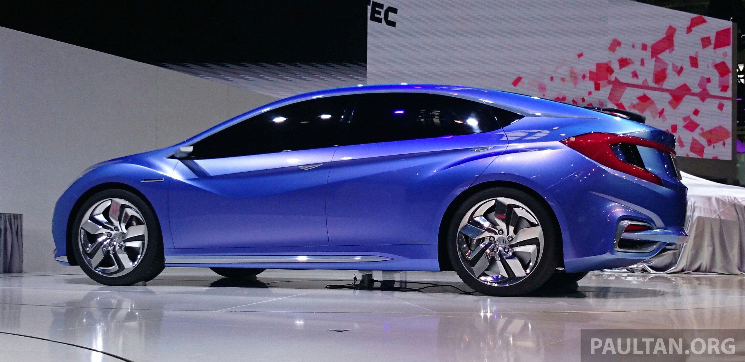 Beijing 2014: Honda Concept B – destined for China Image ...