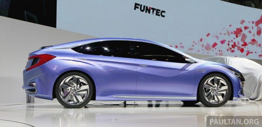 Beijing 2014: Honda Concept B – destined for China Image #242780