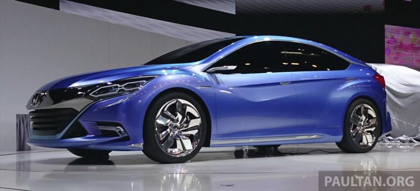 Beijing 2014: Honda Concept B – destined for China Image #242728