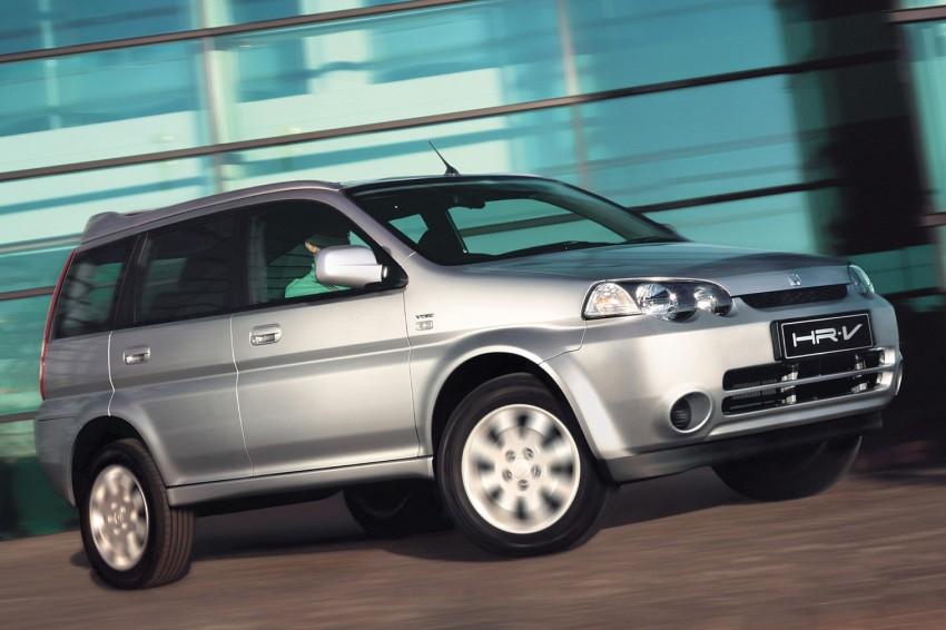 Honda Vezel to gain HR-V moniker outside Japan? Image #239677