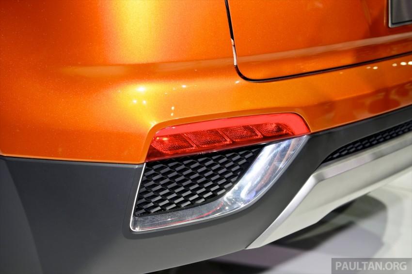 Hyundai ix25 concept previews B-seg SUV for China Image #244207