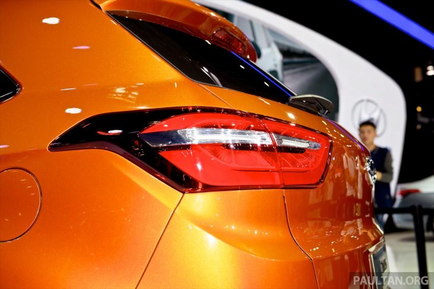 Hyundai ix25 concept previews B-seg SUV for China Image #244208