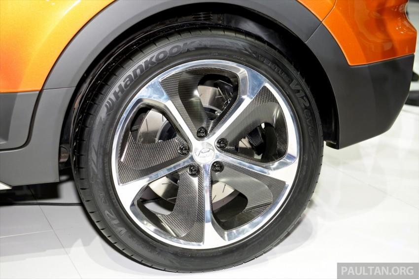 Hyundai ix25 concept previews B-seg SUV for China Image #244209