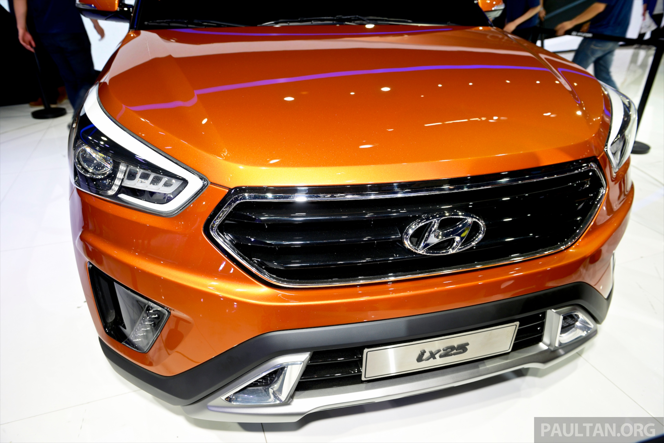 china of gallery spied creta photo undisguised european ahead hyundai out roll in photographed completely news