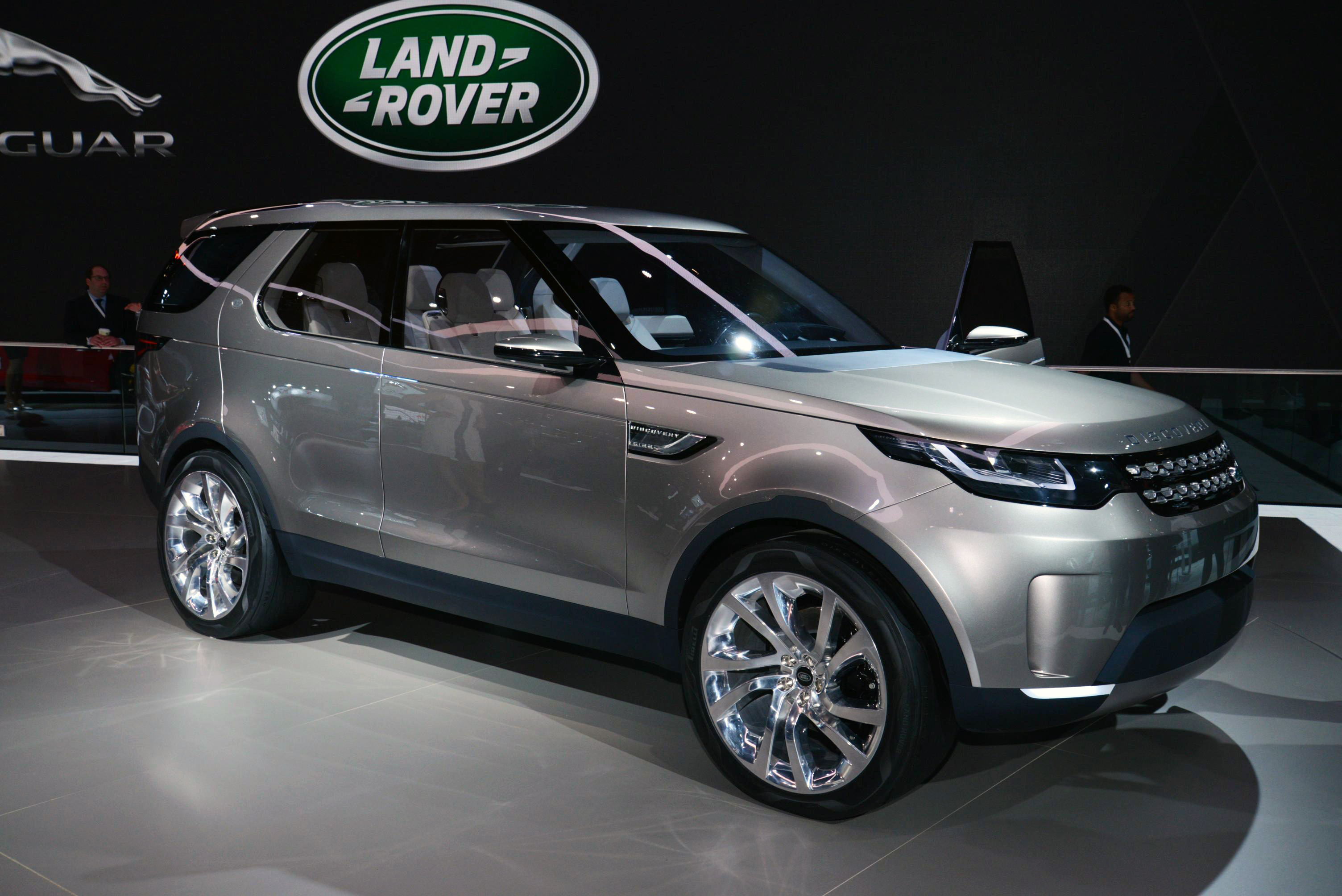 Land Rover Discovery >> Land Rover Discovery Sport announced, due 2015 Paul Tan - Image 241857