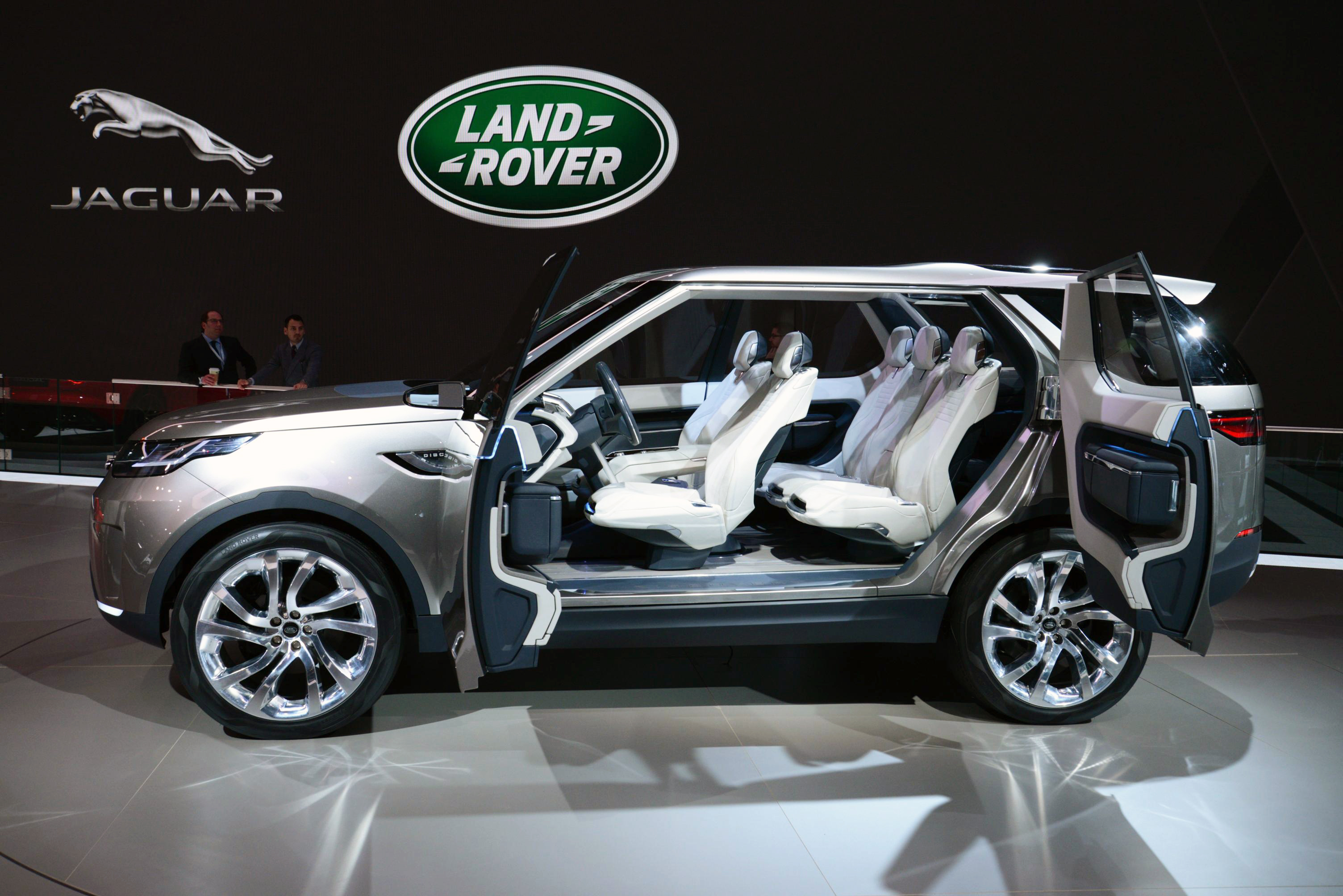 Land Rover Discovery Sport Announced Due 2015 Image 241861