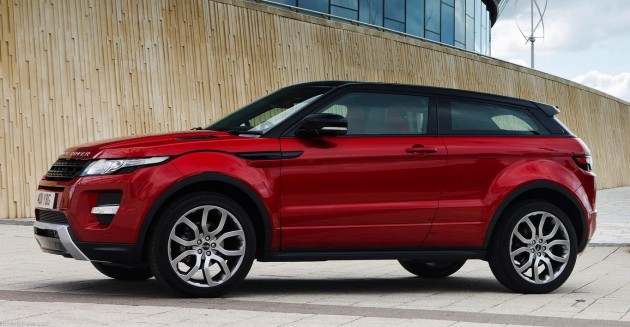 Check Out The 2014 Range Rover Evoque At Land Rover Malaysia This