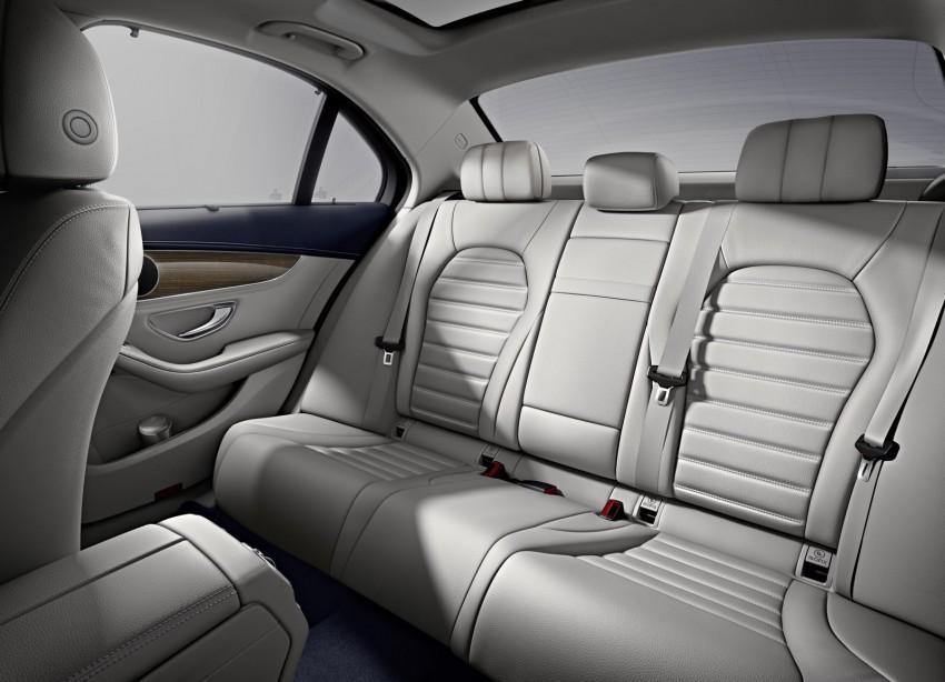 Mercedes-Benz C-Class L – a long-wheelbase W205 Image #242748