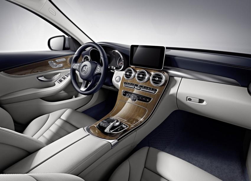 Mercedes-Benz C-Class L – a long-wheelbase W205 Image #242750