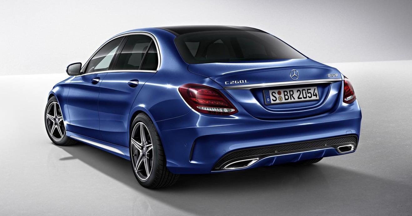 Mercedes Benz C Class L A Long Wheelbase W205 Image 242754