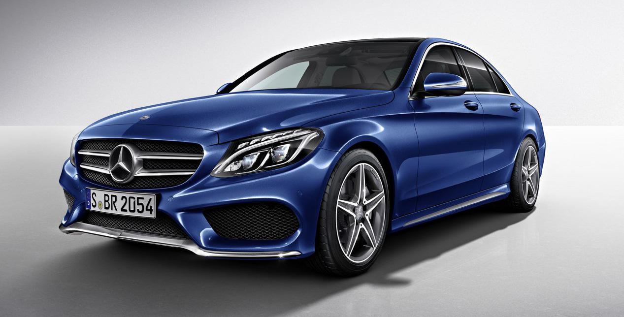 Mercedes Benz A Class >> Mercedes-Benz C-Class L – a long-wheelbase W205 Paul Tan - Image 242756