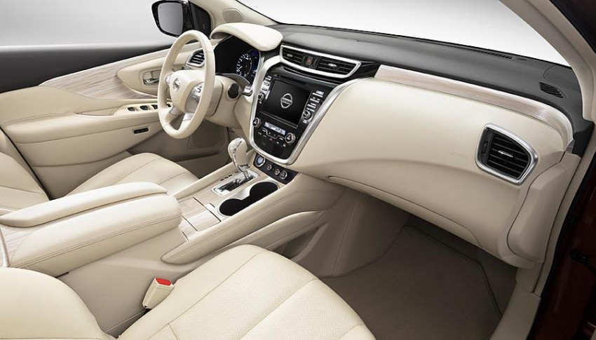 Third-generation Nissan Murano – first official photos Image #241104