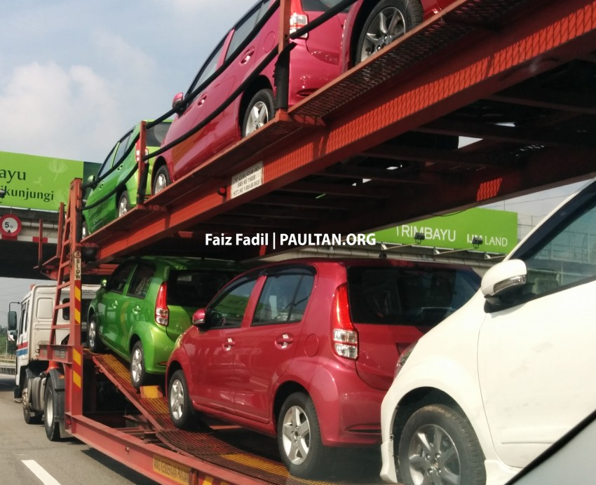 Perodua Myvi XT – new variant sighted, ad pops up Image #239714
