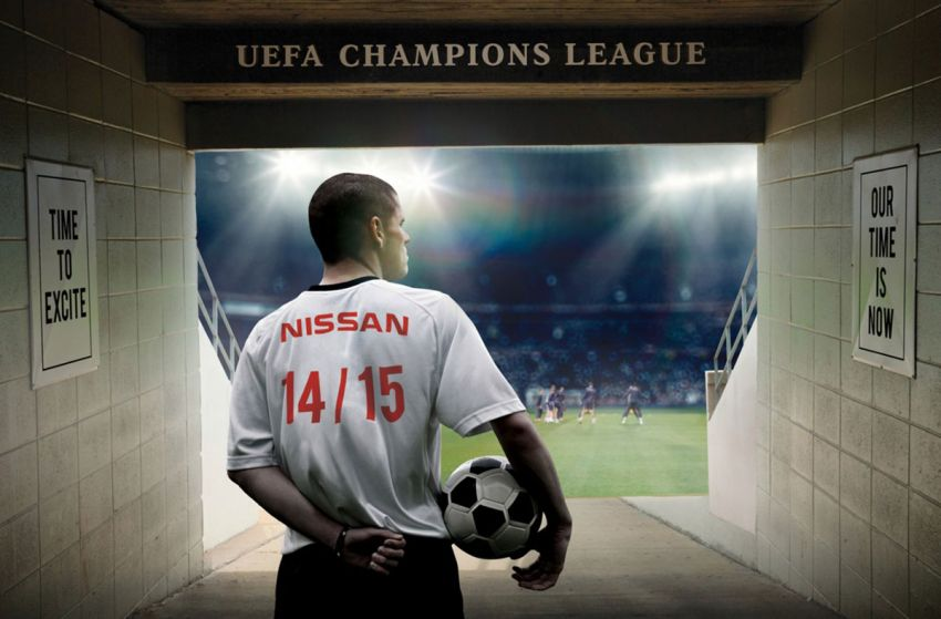 Nissan replaces Ford as Champions League sponsor Image #239708