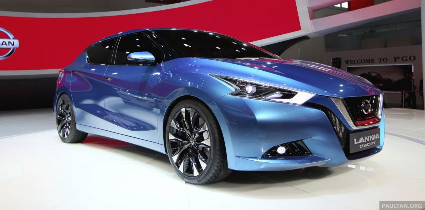 Nissan 2018 >> Nissan Lannia Concept – the new Bluebird in Beijing Paul Tan - Image 242798