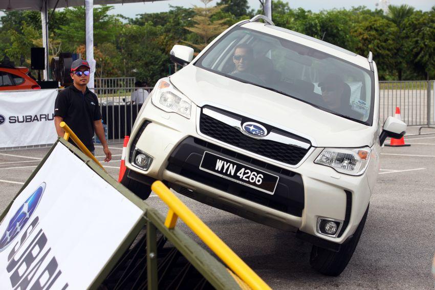 First-ever Subaru AWD Challenge held in Malaysia Image #240827