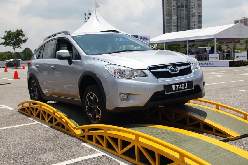 First-ever Subaru AWD Challenge held in Malaysia Image #240832